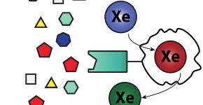JACS Article: Hyperpolarized xenon-based molecular sensors for label-free detection of analytes