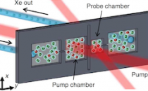 Nature Communications: Optical Hyperpolarization and NMR Detection of 129Xe on a Microfluidic Chip